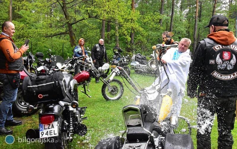 Motoserce ipoświęcenie motocykli