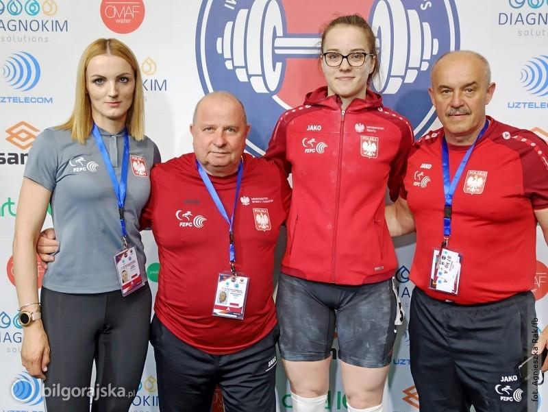 Agnieszka Rak czwarta na Mistrzostwach Świata. Pobiła rekord Polski