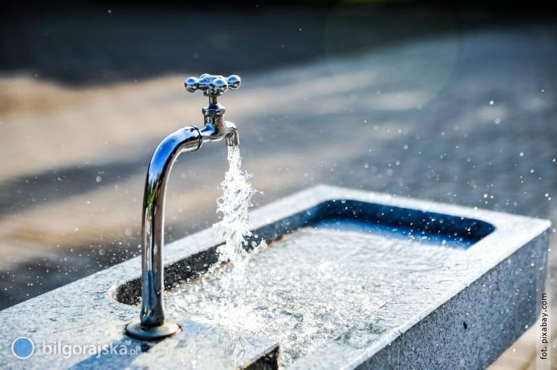 Przerwy wdostawie wody