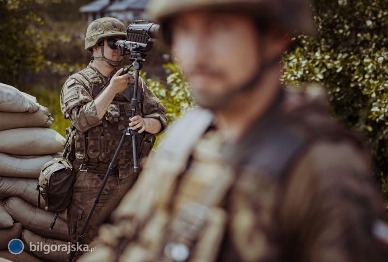 Lubelscy Terytorialsi wćwiczeniu DRAGON-21