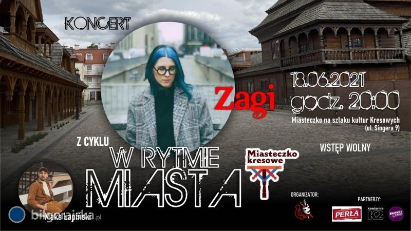 """""""W rytmie miasta"""" na rozpoczęcie nowego cyklu koncertów wBiłgoraju"""