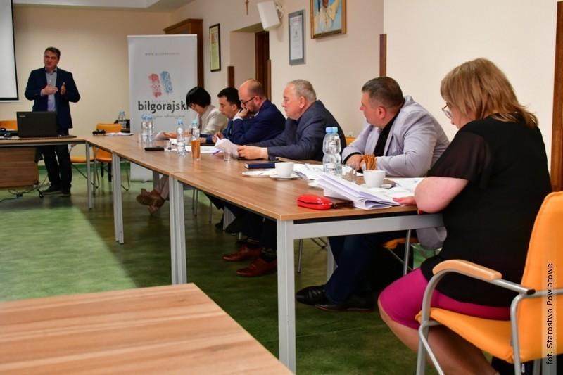 Trwa opracowanie koncepcji na modernizację irozbudowę budynku szpitala wBiłgoraju