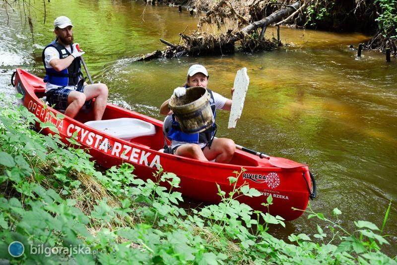 Operacja Czysta Rzeka na Białej Ładzie