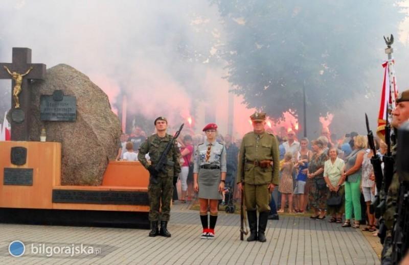 Oświadczenie burmistrza po obchodach rocznicy Powstania Warszawskiego