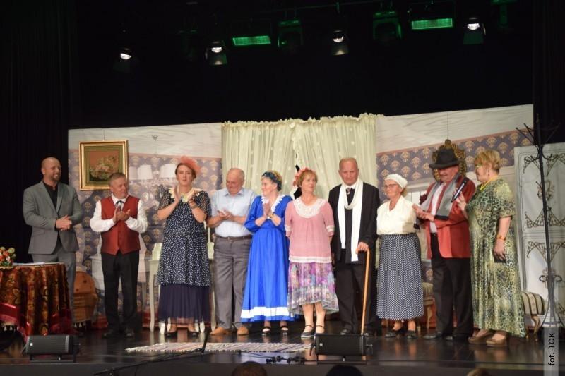 Jubileusz Teatru Tarnogrodzkiego Ośrodka Kultury