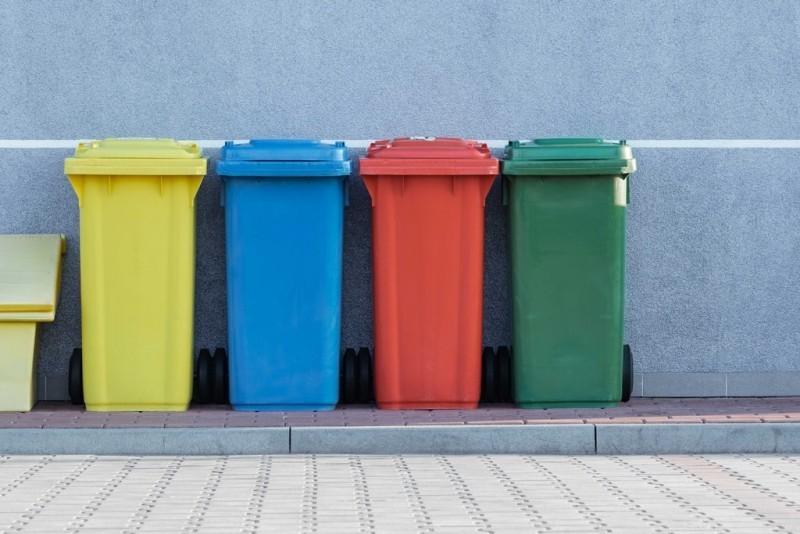 Kosze na śmieci ipojemniki na odpady najwyższej jakości