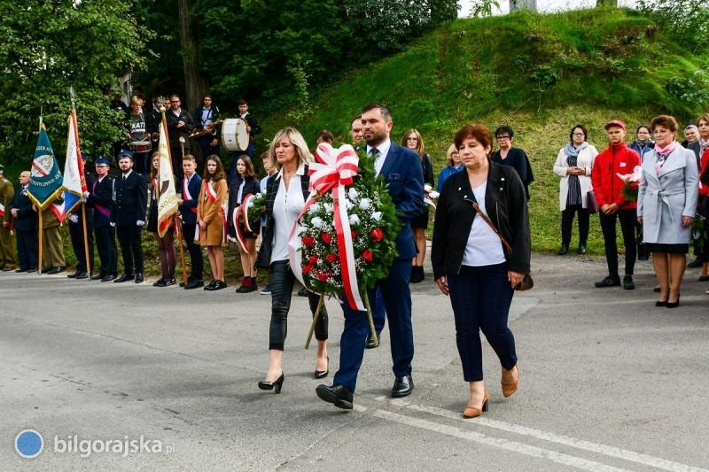Uroczystości upamiętniające wydarzenia Tarnogrodzkiego Września
