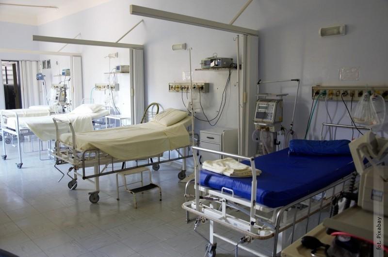 Więcej łóżek dla pacjentów covidowych wLubelskiem