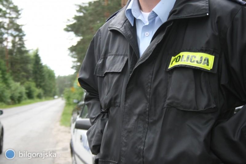 Z policyjnej kroniki
