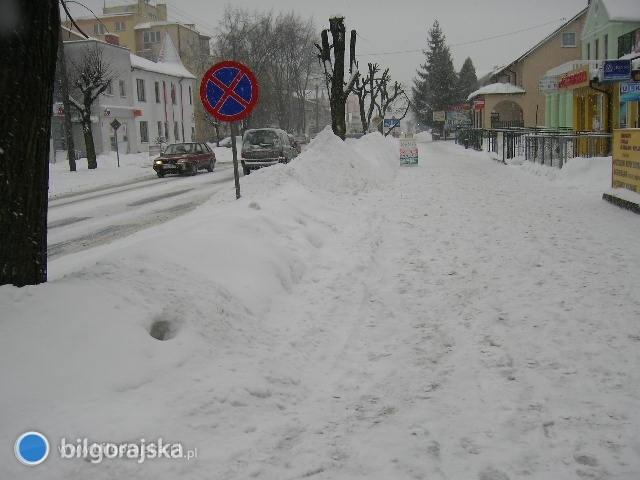 Tym razem to drogowcy zaskoczą zimę