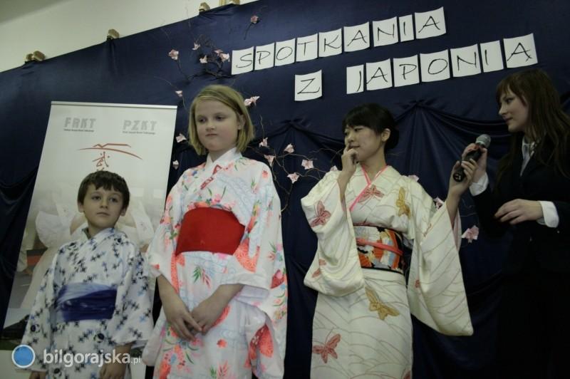 Japońska wizyta wBiłgoraju