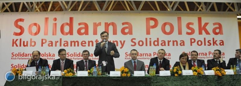 Spotkanie zSolidarną Polską [AKTUALIZACJA]