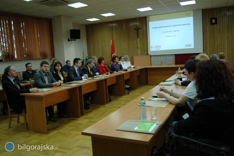Samorząd iorganizacje partnerami wdziałaniu