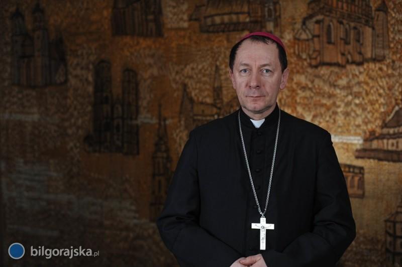 Diecezja znowym biskupem