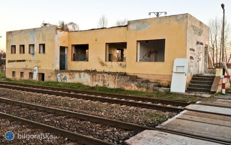 Znika dworzec PKP
