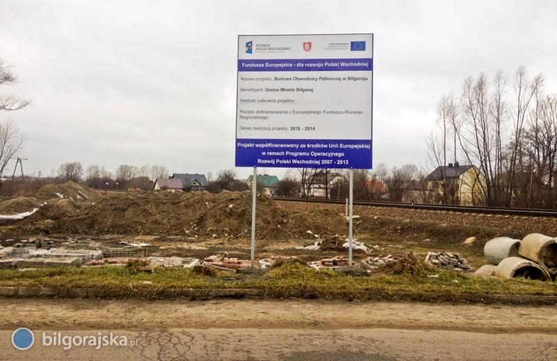 Rusza budowa obwodnicy północnej