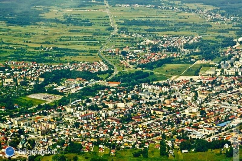 Jak się żyje wpowiecie biłgorajskim?