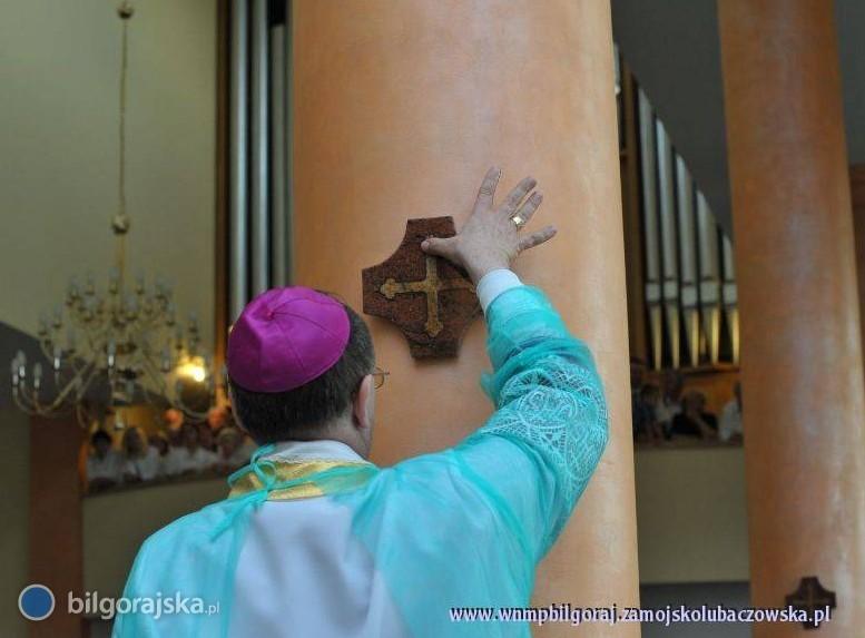 Kościół bł. Jana Pawła II poświęcony