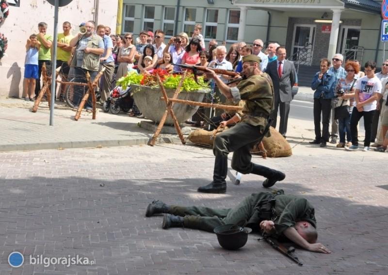 69. rocznica mordu partyzantów