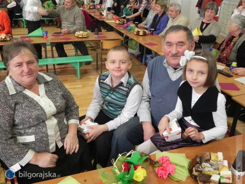 100 lat dla babci idziadka!