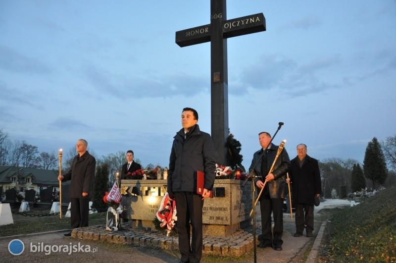 Biłgorajskie obchody rocznicy tragedii wSmoleńsku