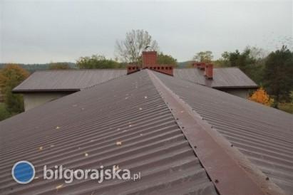 Termomodernizacja szkoły wMajdanie Nepryskim