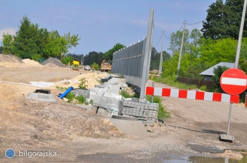 Ul. Moniuszki zamknięta do 20 czerwca