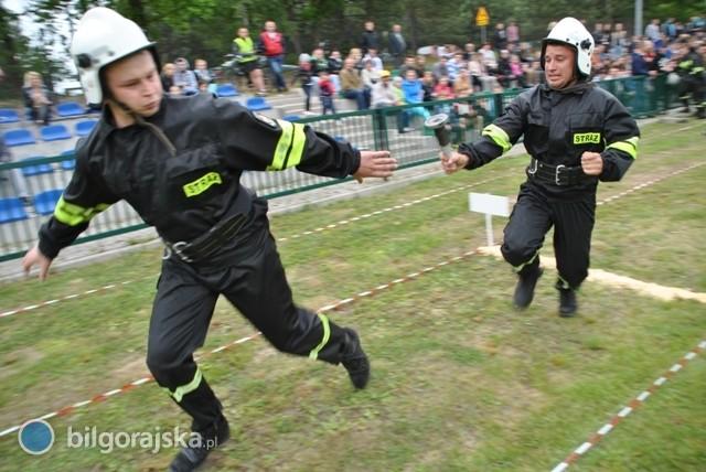 Zawody sportowo - pożarnicze Gminy Biłgoraj