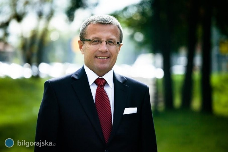 Wywiad zAndrzejem Łęckim