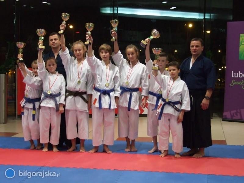 Karatecy zdobyli Puchar Lubelszczyzny!