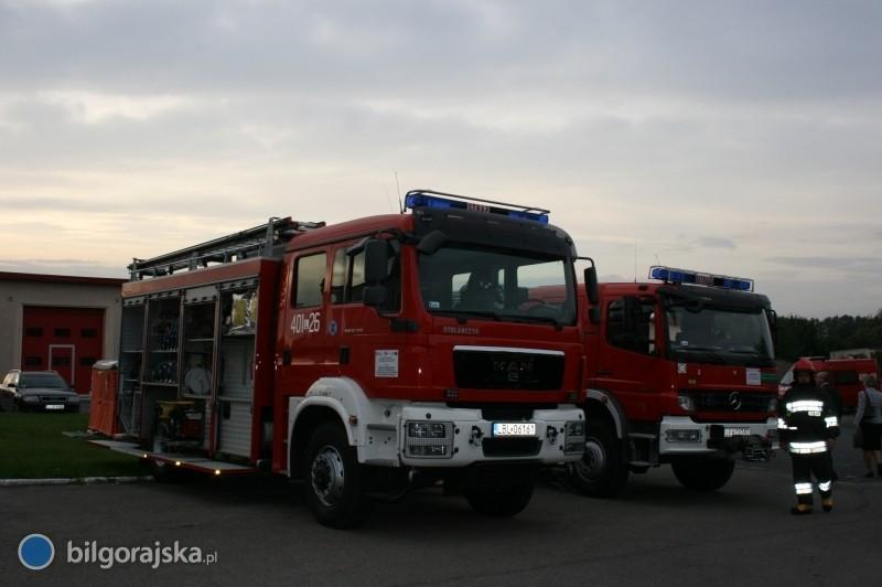 Straż pożarna ostrzega przed fajerwerkami