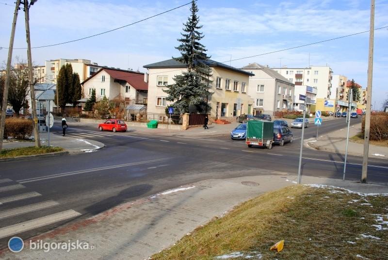 Sygnalizacja świetlna na skrzyżowaniu ulic Nadstawna iLubelska?