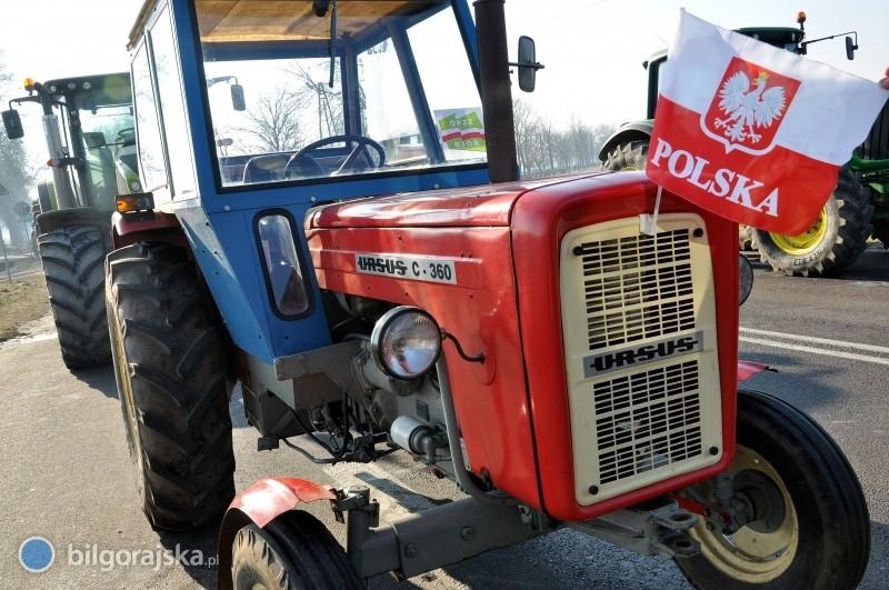 Rolnicy protestują dalej