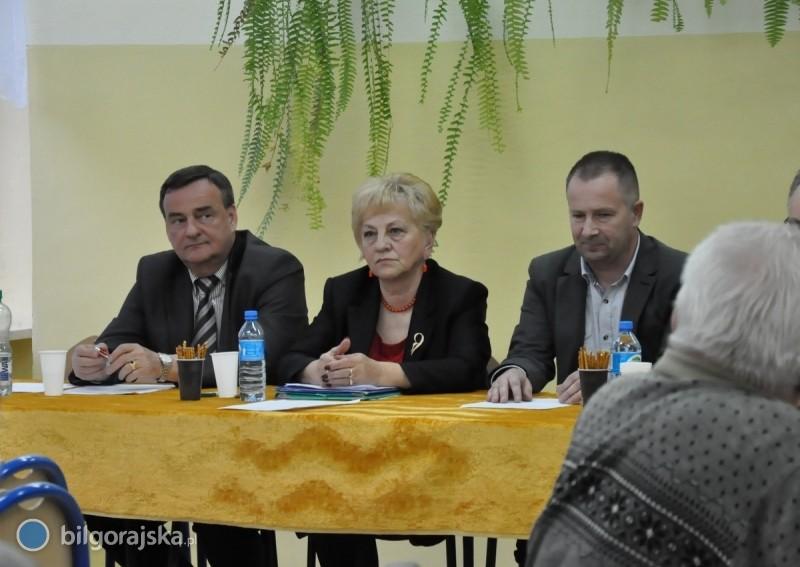 Krystyna Różaniecka przewodnicząca na kolejną kadencję