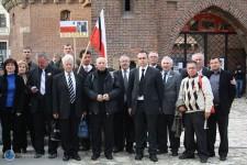 Biłgorajanie pożegnali Parę Prezydencką