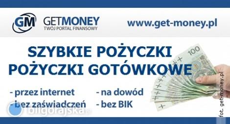 Pożyczka od 100 do 25000 zł w 15 min i za darmo pierwsza