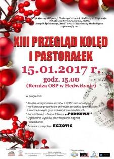 XIII Przegląd Kolęd iPastorałek
