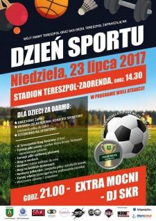 Dzień Sportu wTerszpolu