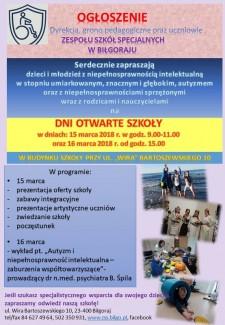 Dni Otwarte ZSS wBiłgoraju