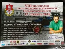 VIII Biłgorajski Ogólnopolski Zlot Pojazdów Zabytkowych