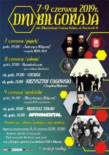 Dni Biłgoraja 2019 - koncerty gwiazd iinne atrakcje