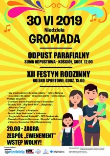 Festyn Rodzinny wGromadzie