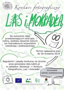 """Konkurs fotograficzny """"Las imokradła"""""""