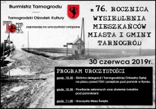 76. rocznica wysiedlenia mieszkańców miasta igminy Tarnogród