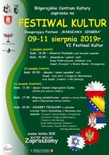 VI Festiwal Kultur