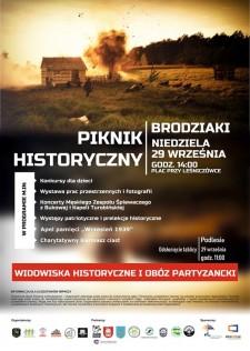 Piknik Historyczny wBrodziakach