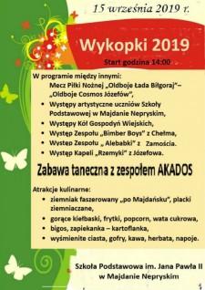 Wykopki 2019