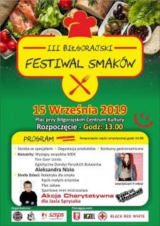 III Biłgorajski Festiwal Smaków