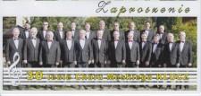 """30-lecie Chóru Męskiego """"Klucz"""""""
