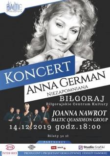 Anna German.Niezapomiana Koncert wBiłgoraju